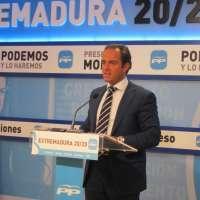 El PP extremeño aboga por que Caja Rural siga