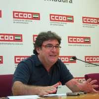 CCOO defiende la entrega de una sola Medalla de Extremadura, al pueblo extremeño, por su