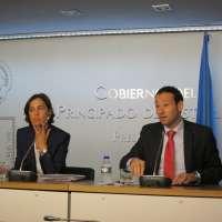 El Gobierno de Asturias aprueba un techo de gasto no financiero de 3.522 millones de euros para 2014