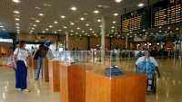 El Aeropuerto de Reus acoge una exposición de 26 maquetas de aviones históricos