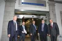 Torre reclama a Tenneco que reconsidere su decisión y no cierre la planta de Gijón
