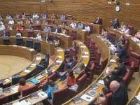 Las Corts publicará la declaración de rentas de los diputados en la web con un modelo similar al del Congreso