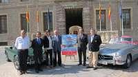 El Rally Internacional Hospederías de Aragón para Clásicos Deportivos