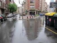 Protección Civil anuncia tormentas y lluvias hoy y mañana en Burgos, Palencia y Soria