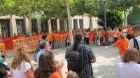 Marea Naranja rechaza la reforma del IAI, que