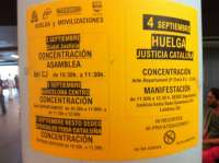 Abogados de Girona y asociaciones de jueces apoyan la huelga de funcionarios del sector