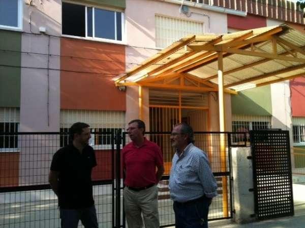 El Ayuntamiento de Lorca destaca que las obras de verano en los colegios del municipio han concluido a tiempo