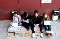 Estudiantes rechazan el apadrinamiento de universitarios, que creen legitima el