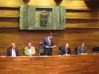 Sanjurjo reivindica el sistema parlamentario como garante de los derechos y libertades