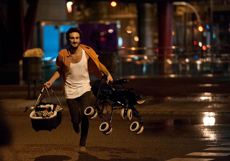 Barcelona noche de verano el cine en for Trabajos de verano barcelona