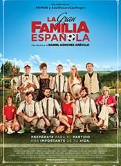 La gran familia española - Cartel
