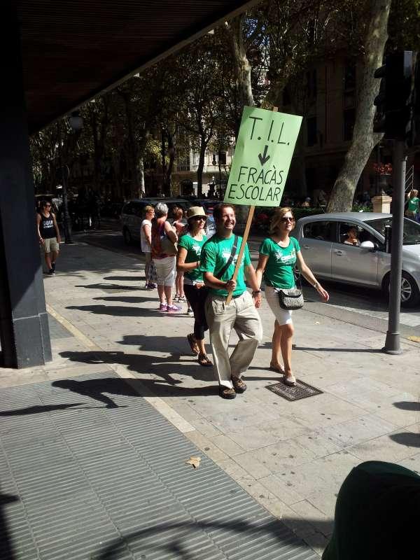 El 90,97% de los profesores secunda la huelga educativa en Baleares, según el STEI