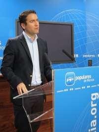 El PP prevé que la nueva ley de Telecomunicaciones promoverá inversiones por más de 750 millones de euros en la Región