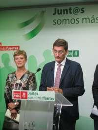 Teruel (PSOE) augura almerienses en