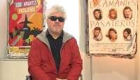 Almodóvar será galardonado con el Premio de la Academia de Cine Europeo por toda su trayectoria