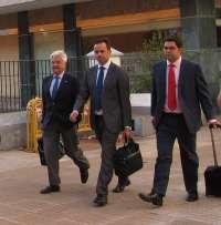 El empresario Manuel García Gallardo declara como imputado ante la juez del 'caso Quality Food'