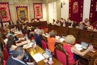 El Pleno del Ayuntamiento de Cartagena, a favor del memorandum sobre el trasvase del Tajo