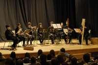 El Ensemble Garklein de flautas de pico ofrece un concierto este martes en homenaje a Sarasate