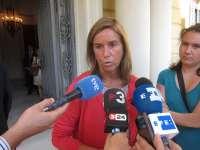 Ana Mato condena el caso de violencia de género en Valencia que eleva a 33 el número de fallecidas en 2013