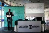 Junta reafirma su apuesta con las federaciones andaluzas con un incremento de las ayudas al deporte federado