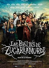 Las brujas de Zugarramurdi - Cartel