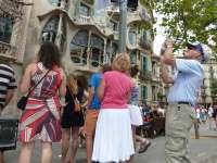 El gasto de los turistas extranjeros en Baleares aumenta un 9% hasta agosto, con 7.943 millones de euros