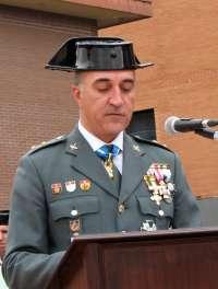 El jefe de la Comandancia de la Guardia Civil de Oviedo, destinado a Madrid