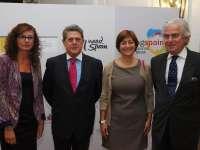 Saborea España organiza un evento en la Embajada de Londres para promocionar la gastronomía logroñesa
