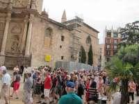 El gasto de los turistas extranjeros aumenta en la Comunitat un 10,6% hasta agosto, con 3.664 millones de euros