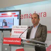 El PSOE estima que los pensionistas extremeños