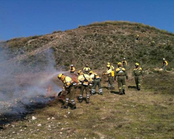 La Comunidad destina más de 15,7 millones para la prevención y defensa contra incendios forestales