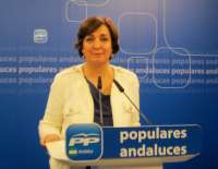 PP-A urge a Díaz a aclarar si está con los separatistas catalanes o con los andaluces y si aspira a suceder a Chacón