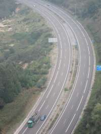 La mortalidad disminuyó un 22% en la red autonómica de carreteras en 2012