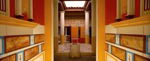 Una exposición de La Caixa explica hasta el 6 de noviembre en Valladolid cómo se vivía en las ciudades romanas
