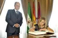 Díaz reitera que exigirá el mayor número de controles para que