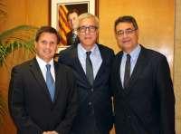 El Puerto de Tarragona y la AEQT presentan el Clúster Químico al alcalde de Tarragona