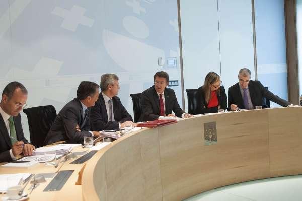 (AMP.Galicia recibirá 2.771 millones de fondos estructurales de la UE hasta 2020, un 40% más de lo previsto