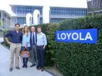 La Universidad Loyola beca a tres de los mejores expedientes de Derecho de Andalucía para su Máster de Abogacía