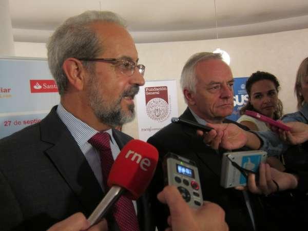 Los empresarios familiares de Castilla y León aplauden la deducción fiscal anunciada por Herrera