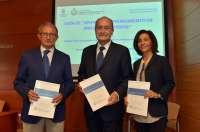 El Ayuntamiento de Málaga y el Colegio de Ingenieros presentan una guía para ayudar a los emprendedores