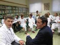 El nuevo gerente del Clínico de Valladolid cree que el Área Única puede mejorar recursos, procesos y especialización