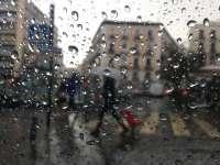 Cinco provincias están este martes en alerta por lluvias intensas en Castilla y León, Cáceres y Galicia