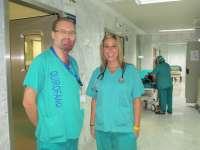 Médicos de Valencia eligen el Hospital de La Candelaria (Tenerife) para formarse en Anestesiología y Reanimación