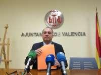 PSPV denuncia que la ciudad ha perdido 211 millones de euros de inversión por parte del Estado desde 2011