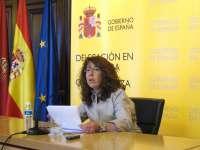 Carmen Alba destaca que el Estado aumenta la inversión en Navarra y