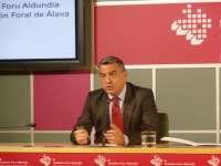 Diputado general de Álava propone aprovechar la reforma local para resolver el contencioso de Treviño