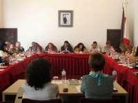 Diputación crea el Consejo de Igualdad y Participación y aprueba el reglamento de la Bolsa de Tierras