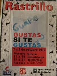 ACAB Rioja organiza su V Rastrillo Solidario del 2 al 5 de octubre, en la sala de Ibercaja de San Antón