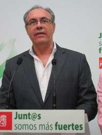 Durán dice que Antonio Guisado, condenado por malversación, dejará la Presidencia del PSOE de Fuente Palmera