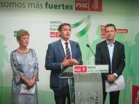 PSOE ve un